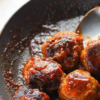 BBQ Lentil Balls (Pssst my FAVORITE post work out meal!).