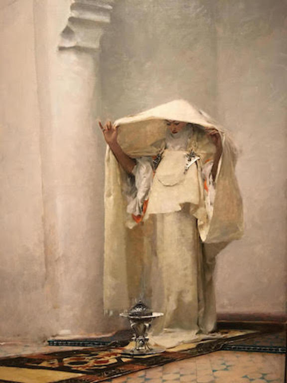 Sargent in Morocco