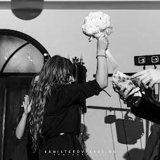 Wedding photographer Pavel Kanisterov (Halo). Photo of 03.12.2017