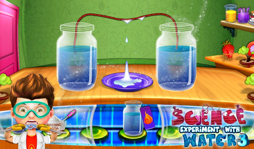 Science Experiment With Water3- screenshot