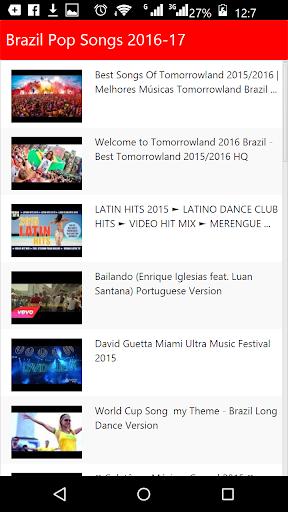 Brazil Best Songs 2016