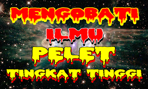 Mengobati Dampak Ilmu Pelet Tingkat Tinggi for PC-Windows 7,8,10 and Mac apk screenshot 2