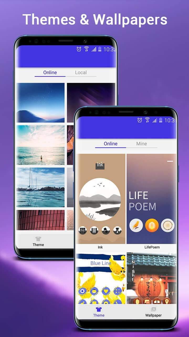 SO S10 Launcher for Galaxy S,  S10/S9/S8 Theme Screenshot 3