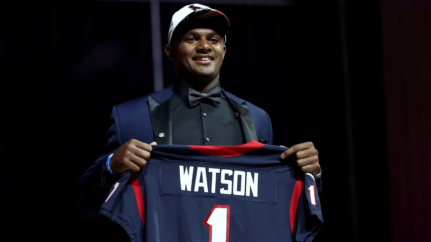 Watch 2014 NFL Draft: Round 1 live