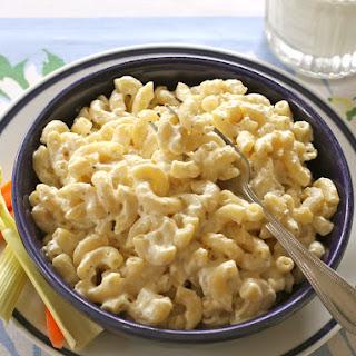 Healthier Mac & Cheese.