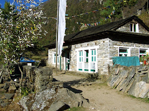 Photo: Lukla à Phakding : Chipling