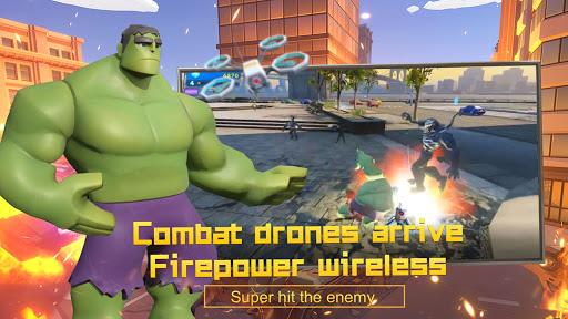 Super City Herouff1aCrime City Battle 11 screenshots 2