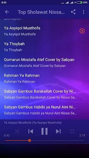 Lagu Sholawat Terbaru 2018 Offline 1.0 screenshots 4