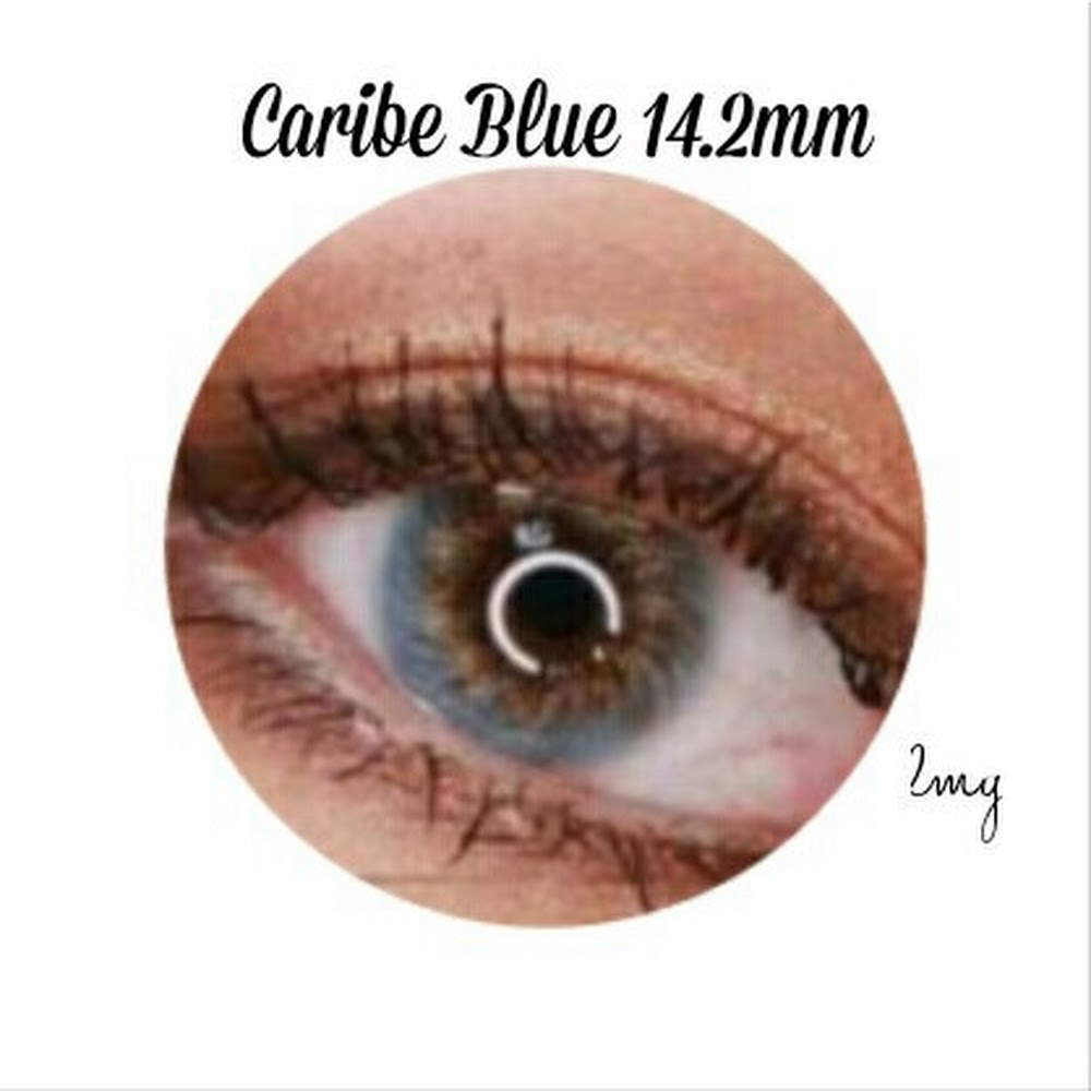 CARIBE BLUE 14.2mm