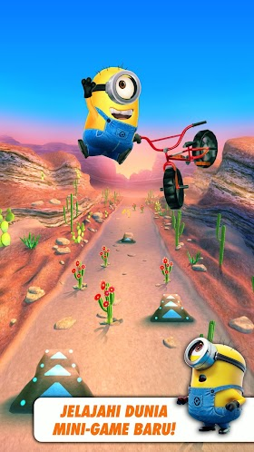 Despicable Me Mod 2.8.0 (Unlimited Money) APK