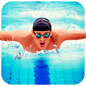 Real Pool Swimming Water Race 3d 2017 - Fun Game icon