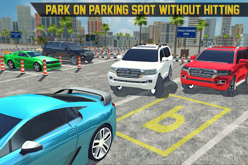 Prado luxury Car Parking: 3D Free Games 2019 60.7.2 screenshots 5