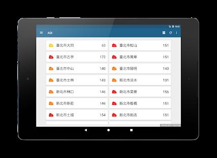 J霧霾 - 台灣空氣品質監控  螢幕截圖 7