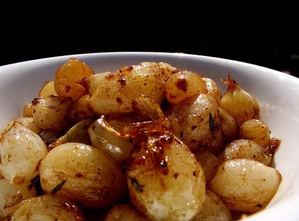 Caramelized Pearls Recipe