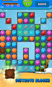 Booster Candy : Candy Jelly Crush Blast Mania 2