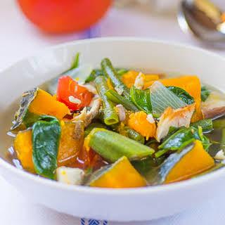 Visayan Healthy Soup.