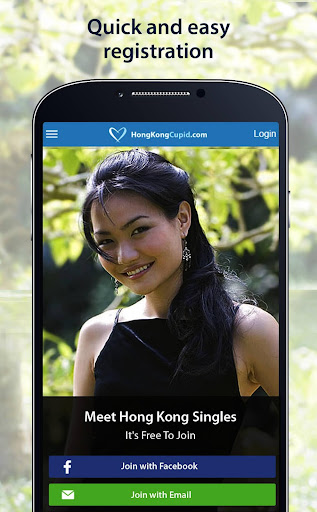 HongKongCupid - Hong Kong Dating App 2.3.9.1937 screenshots 1