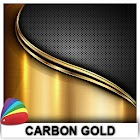 Carbon Gold For XPERIA icon