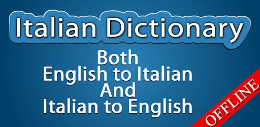 English Italian Dictionary - Apps on Google Play