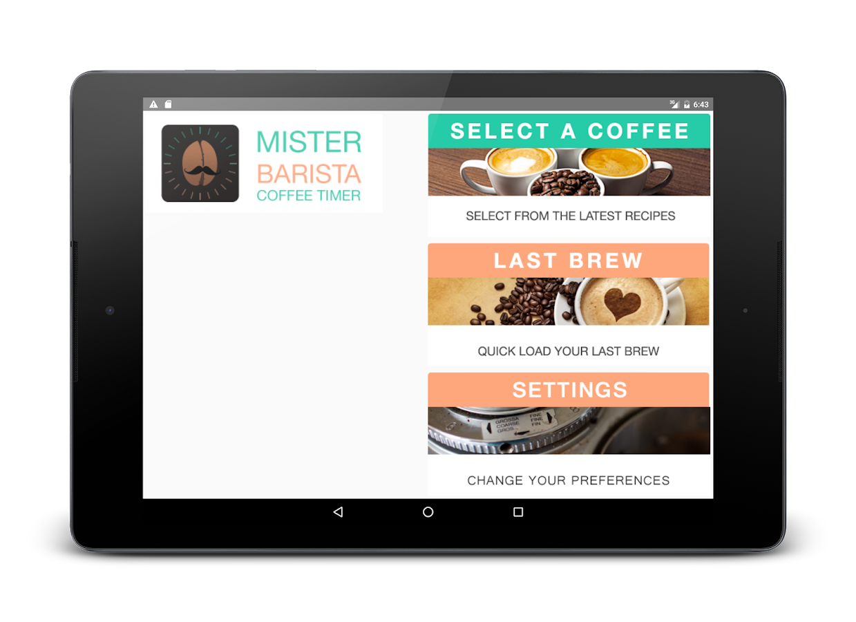 Mister Barista- screenshot