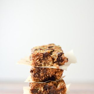 Healthy S'mores Granola Bars