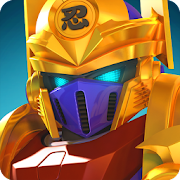 Herobots – Build to Battle MOD APK 29.39.1 (Mega Mod)
