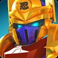 Herobots - Build to Battle apk
