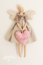 Photo: baby girl fairy doll