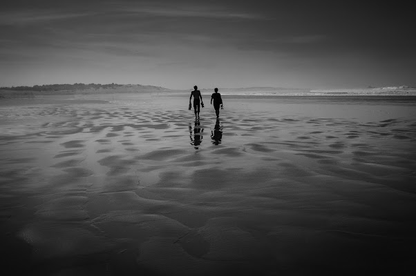 Una spiaggia per due di marina_mangini