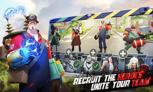 Hero Z:Survival Evolved screenshot 13