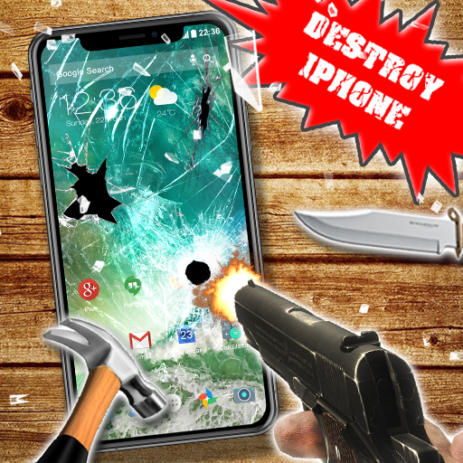 уничтожить Iphone шутка joke