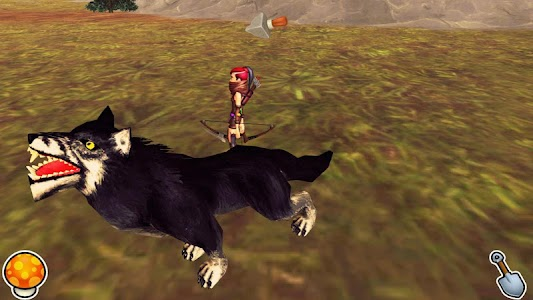 Mount Wolf Girl Hunter screenshot 0