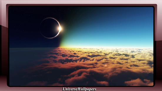 Solar Eclipse Pack 2 Wallpaper - náhled
