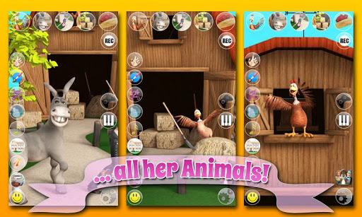 Talking Princess: Farm Deluxe hack tool