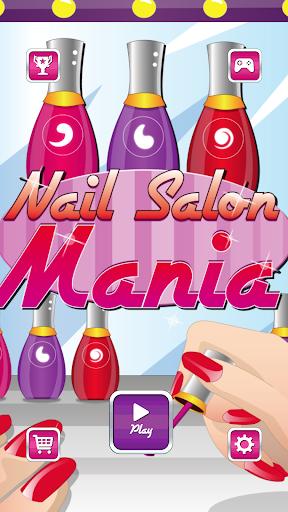 Nail Salon Mania