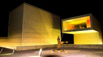 el CAE de Níjar ha recibido diversos premios por su diseño.