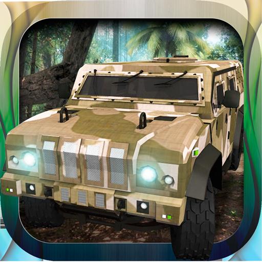 越野極限卡車射擊 賽車遊戲 App LOGO-APP試玩