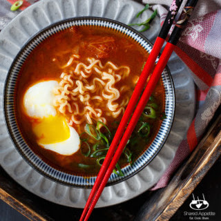 Spicy Garlic Ramen Recipes