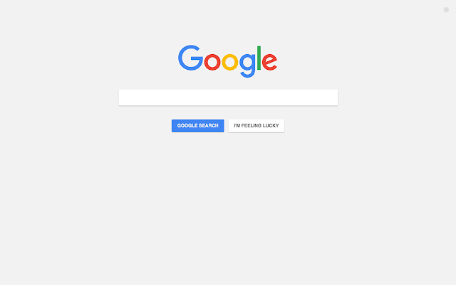 make your chrome homepage with a material design google search and you can custom your own. beautiful ideas. Home Design Ideas