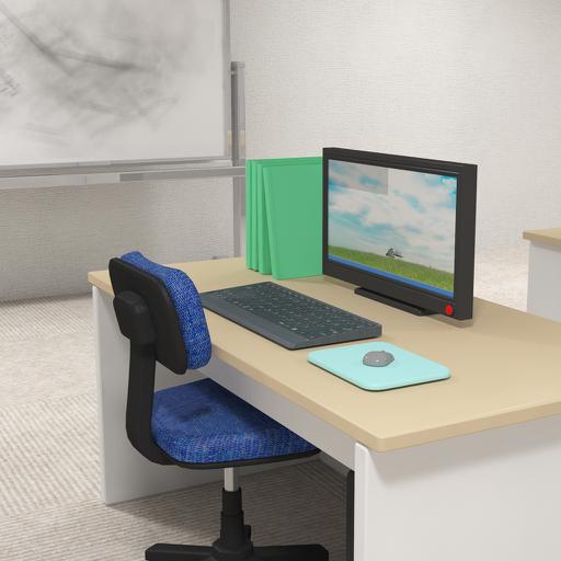 脱出ゲーム - Officeroom - 清潔感のあるオフィスからの脱出