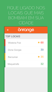 Onrange | Chat por locais! screenshot 3