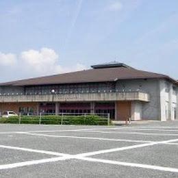 海南市総合体育館のメイン画像です