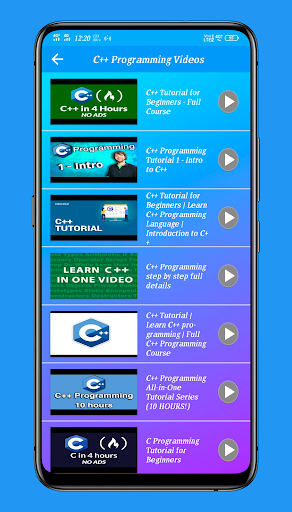 c language tutorial video free downloads