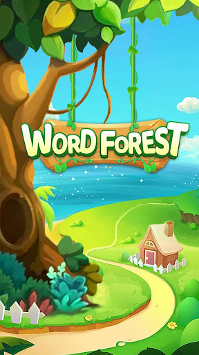 Word Forest -  Word Connect & Word Puzzle Game apktram screenshots 4