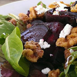 Baby Beet Salad With Goat Cheese Recipes