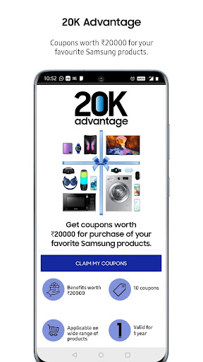 Samsung Shop screenshots 2