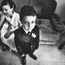Wedding photographer Pienoformato Natale De Fino (nataledefino). Photo of 25.03.2015