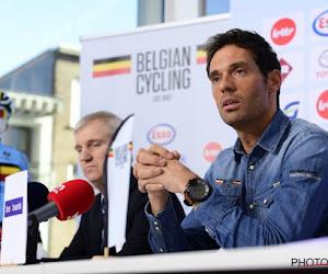 """Nieuwe bondscoach wil met Van Aert en Evenepoel meteen voor goud gaan: """"Fijn vertrouwen van Wout te krijgen"""""""