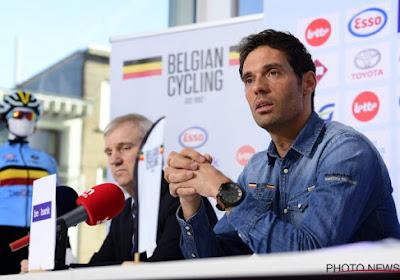 Sven Vanthourenhout nu ook bondscoach op de weg tot tevredenheid van Van Aert
