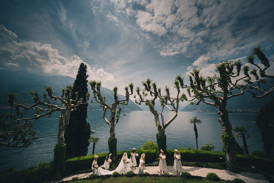 婚礼摄影师Cristiano Ostinelli(ostinelli)。10.06.2018的照片